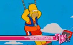 Internacional: Los Simpson predijeron el acuerdo comercial entre Disney y Fox
