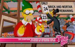 """Internacional: """"Los Simpson"""" ya viven la Navidad con el estreno de su nuevo intro"""