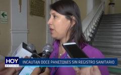Trujillo: Incautan doce panetones sin registro sanitario
