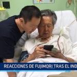 Lima: Alberto Fujimori conoce detalles de su indulto
