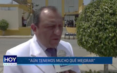 Trujillo: Aniversario del IREN