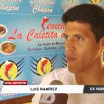 Luis 'Jarrita' Ramírez lleva cuatro años jugando segunda