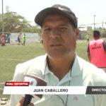 Juan Caballero no descarta regresar a la liga de La Esperanza