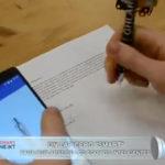 Un lapicero 'Smart' para burlarse de los equipos inteligentes