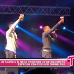 Local: Lil Silvio & El Vega se reencuentran con el pueblo trujillano
