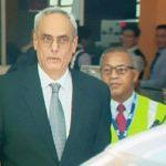 Manuel Burga llega a Lima tras ser liberado por corte norteamericana