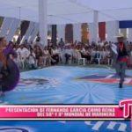 Local: Presentación de Fernanda García como Reina de Marinera