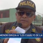 """Chimbote: Menor dirigía a  """"Los charlys de la unión"""""""