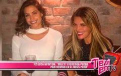 """Nacional: Jessica Newton, """"Milett puede participar en el Miss Perú"""""""