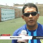 Moisés Baras aún no define con Municipal