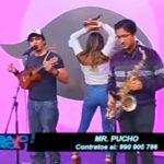 Mr. Pucho y su gran talento en Bajo Control