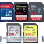 Sandisk presentó nueva línea de Microsd para smartphones