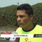 Segunda División: 'Pato' Carbajal destaca esfuerzo de Serrato