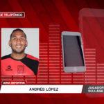 'Piojo' López asegura que primera vez en su carrera que desciende a segunda profesional
