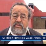 "Chiclayo: Se busca poner en valor ""Poro Poro"""