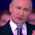 Putin anuncia candidatura a los comicios de marzo