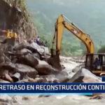 Chiclayo: Retraso en obras de reconstrucción continúa