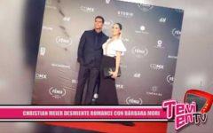 Internacional: Christian Meier desmiente romance con Bárbara Mori