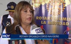 Trujillo: Rotary organiza corso navideño