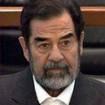 Es capturado el exdictador iraquí Sadam Husein