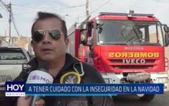 Trujillo: A tener cuidado con la inseguridad en la navidad