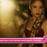 Internacional: Shakira se someterá a una cirugía para volver a cantar