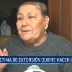 Trujillo: Víctima de extorsión quiere hacer justicia