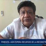 Chiclayo: Pimentel aún espera recursos de la reconstrucción