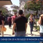 Chiclayo: Cuidado con los altos índices de radiación ultravioleta