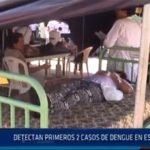 Chiclayo: Detectan primeros 2 casos de dengue en este año