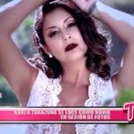Nacional: Karla Tarazona se luce como novia en sesión de fotos