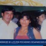 Chiclayo: Mórrope de luto por pescadores desaparecidos en Sechura