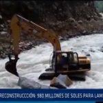 Chiclayo: Reconstrucción: 980 millones de soles para Lambayeque