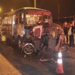 Trujillo: Trabajador muere tras ser atropellado por Micro