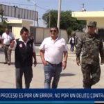 """Chiclayo: """"Mi proceso es por un error, no por un delito contra el estado """""""