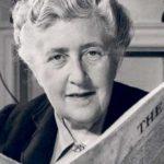 Fallece Agatha Christie
