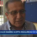 Piura: Alcalde Ramírez acepta inseguridad en su distrito