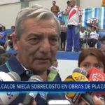 Trujillo: Alcalde niega sobrecosto en obras de Plaza Mayor