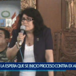 Piura: Se espera que  inicie el proceso contra la ex alcaldesa de Piura