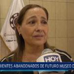 Trujillo: Ambientes abandonados de futuro museo de marinera