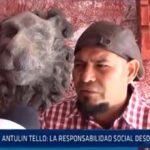 Chiclayo: Antulín Tello, La responsabilidad social desde el arte