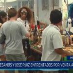 Huanchaco: Artesanos y José Ruiz enfrentados por venta ambulatoria