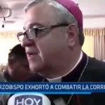 Piura: Arzobispo exhortó a combatir la corrupción