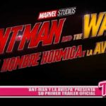 Internacional: Se estrela el primer trailer de Ant-man y Wasp