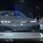 El auto del futuro, un dispositivo de computación sobre ruedas