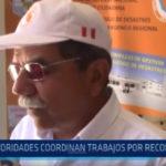 Chiclayo: Autoridades coordinan trabajos por reconstrucción