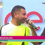 Baila Conmigo: Alessander Valero nos enseña a bailar