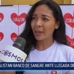 Trujillo: Alistan banco de sangre ante llegada del Papa
