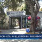 Piura: Municipio destina un  millón y medio para  mejoramiento de bibliotecas