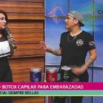 Siempre bellas: Nuevo botox capilar para embarazadas